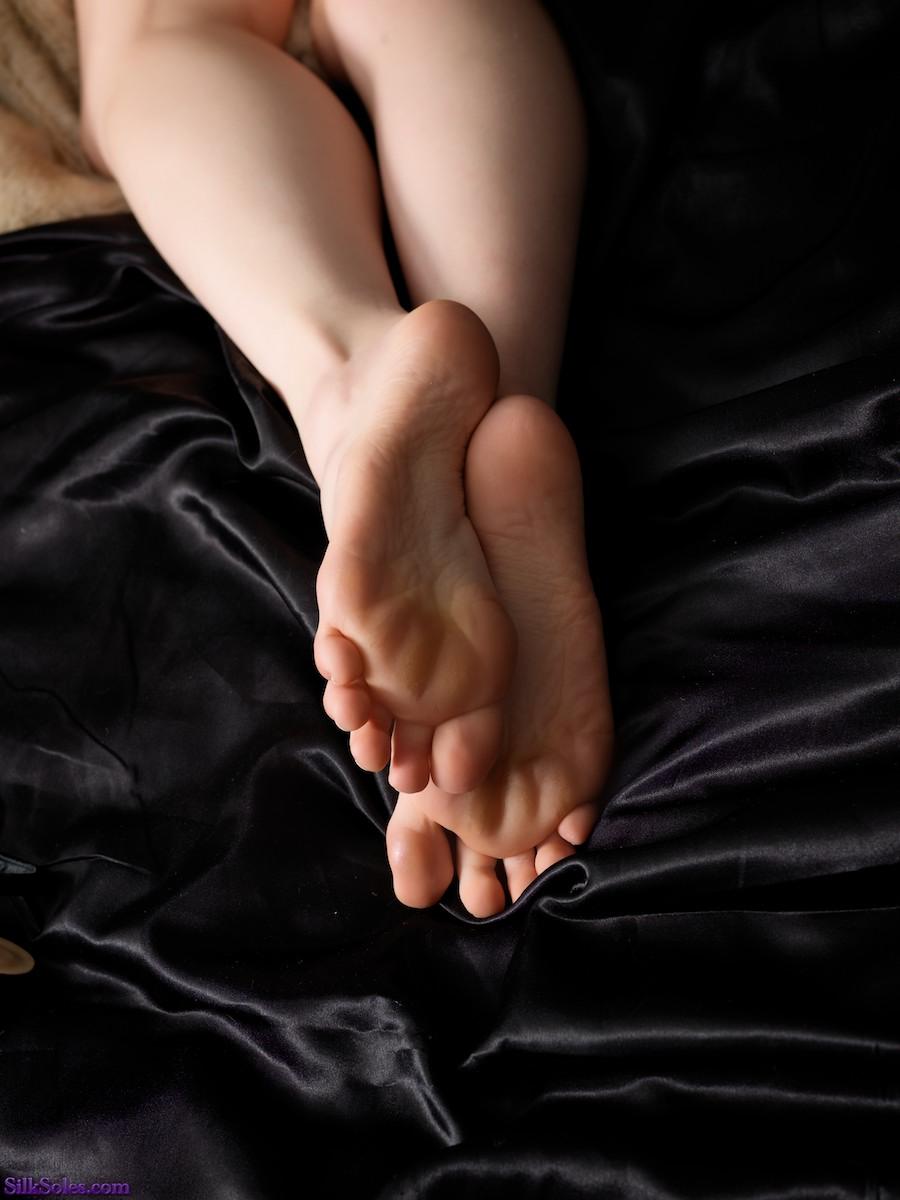 Silk Soles, Satin Bedspread