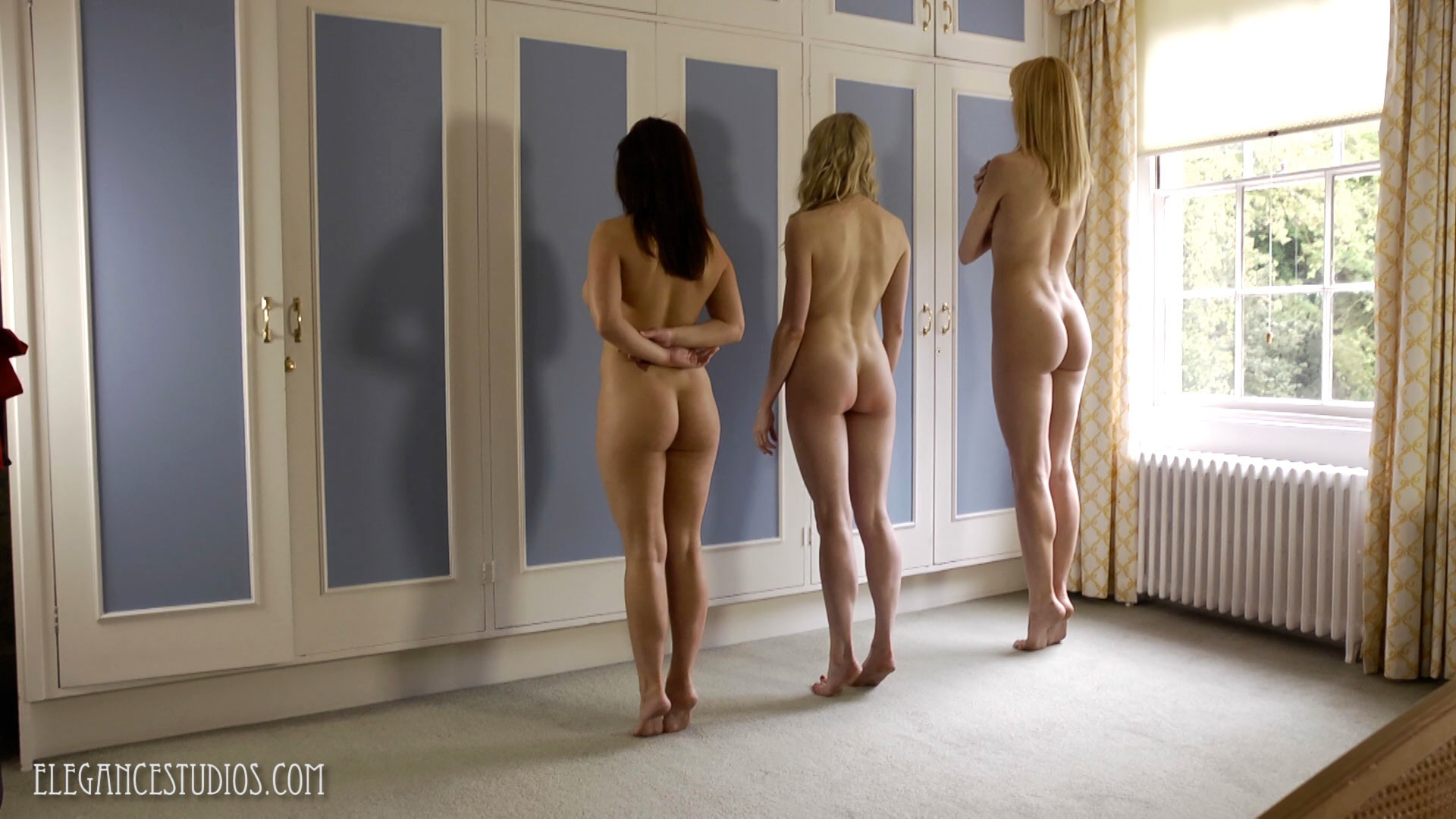 Seems Nude sex slave auction